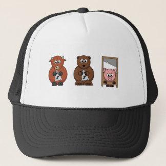 Diseños inspirados del mercado de acción gorra de camionero