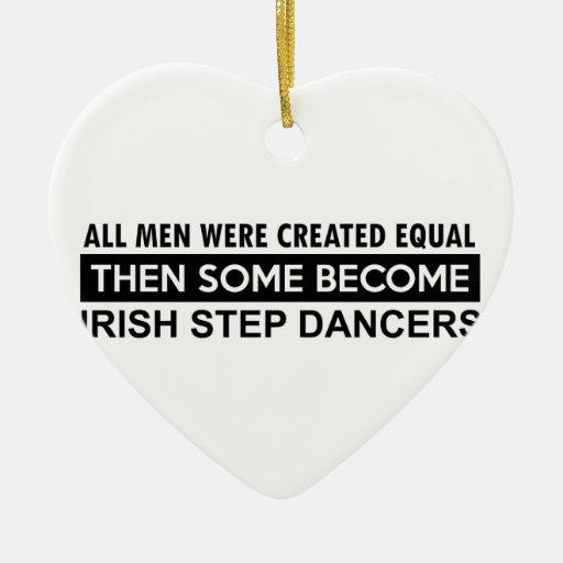 Diseños irlandeses de la danza del paso ornamento de reyes magos