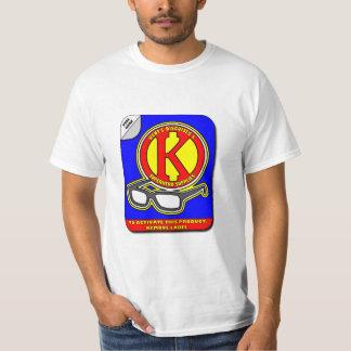 Disfraz del super héroe camiseta