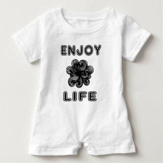 """""""Disfrute mameluco del bebé de la vida"""""""