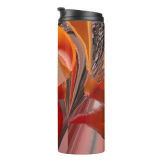 Dispositivo extracto rojo y del naranja termo