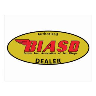 Distribuidor autorizado de BIASD Postal