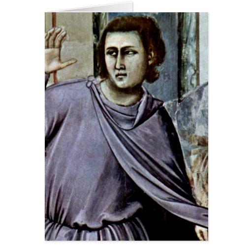 Distribuidor autorizado de Giotto Di Bondone Tarjeta