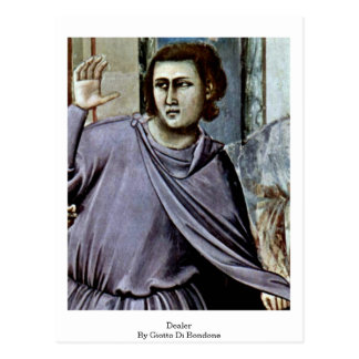 Distribuidor autorizado de Giotto Di Bondone Tarjeta Postal