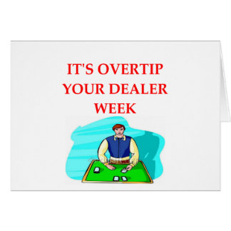 distribuidor autorizado del casino tarjeta de felicitación