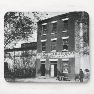 Distribuidores autorizados auxiliares, 1860s alfombrilla de ratón
