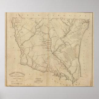 Distrito de Horry, Carolina del Sur Póster