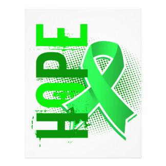 Distrofia muscular de la esperanza 2 tarjeta publicitaria