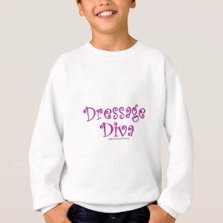 Diva del Dressage Sudadera
