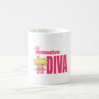 Diva diminuta taza de café