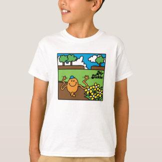 Diversión al aire libre de Sr. Tickle el | Camiseta