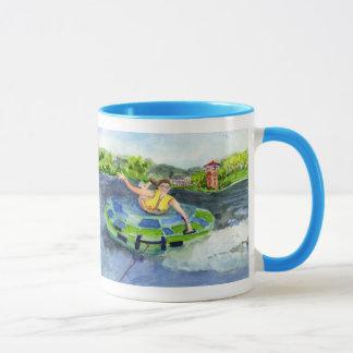 diversión del agua taza