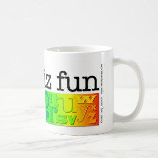diversión del iz de los foniks taza de café