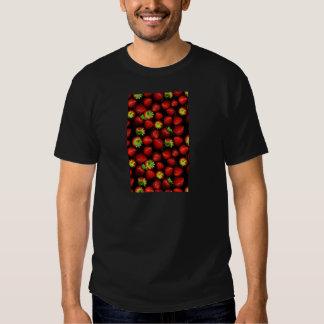 Diversión del verano de la fruta del campo de la camisetas