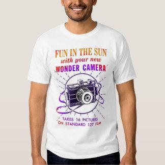 diversión en el sol camisetas