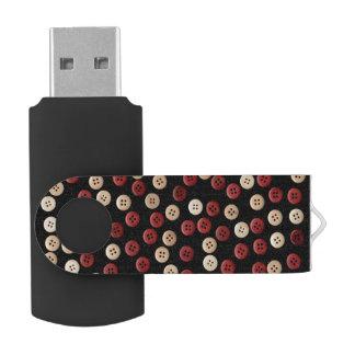 Diversión fresca linda única memoria USB