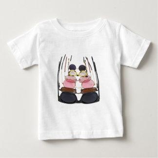 DiversityGlasses071009 Camiseta Para Bebé