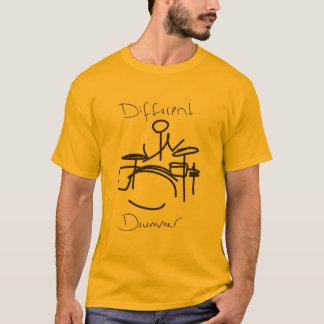 Diverso batería uno camiseta