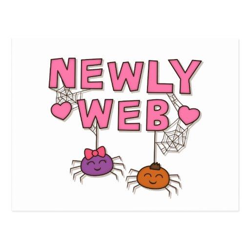 Divertido los Web spider casese nuevamente o Postales