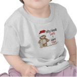 Divertido quién necesita a Santa Yaya Camiseta
