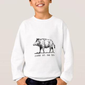 Divertido venido en mí camiseta de Bro Warthog