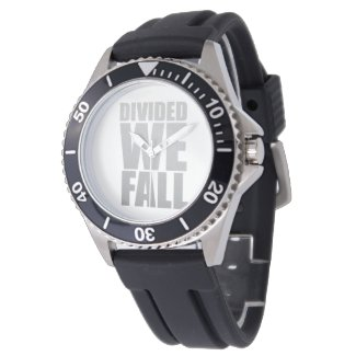 DIVIDED WE FALL SPECIAL EDITON WATCHES