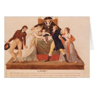 Divorcio La reconciliación Tarjeton