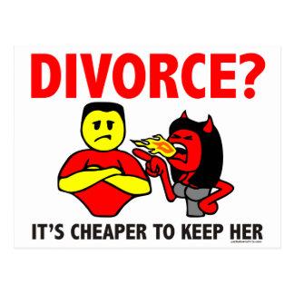 DIVORCIO POSTAL