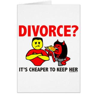 DIVORCIO FELICITACIONES