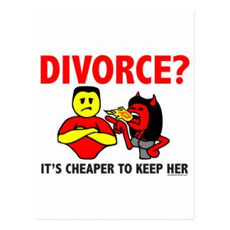 DIVORCIO POSTALES