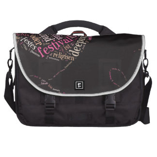 Diwali feliz bolsas de portatil