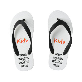 DIY - Flips-flopes de los NIÑOS Chanclas Para Niños