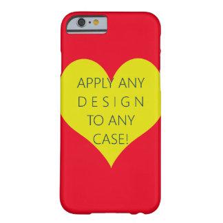 DIY/LO HACEN USTED MISMO el ~ iPhone6/6s Funda Para iPhone 6 Barely There