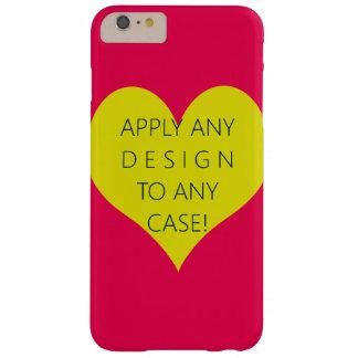 DIY/LO HACEN USTED MISMO el ~ iPhone6/6s más Funda De iPhone 6 Plus Barely There