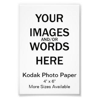DIY - Papel fotográfico de Kodak Arte Fotografico