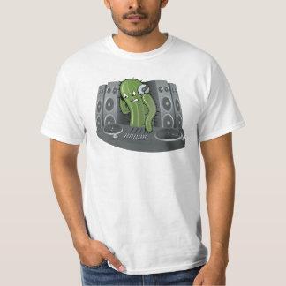 Dj cactus camiseta
