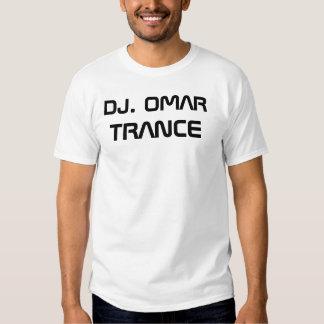 DJ. Camisetas