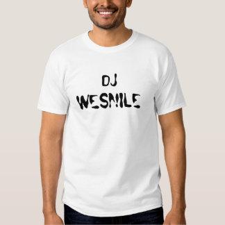 DJ Wesnile Camisetas