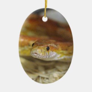 DO la serpiente Adorno De Cerámica