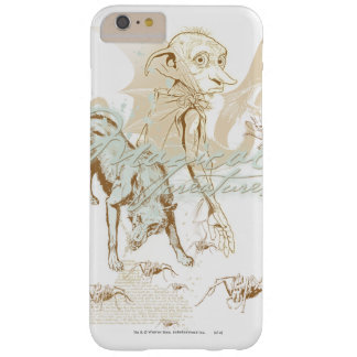 Dobby Funda De iPhone 6 Plus Barely There