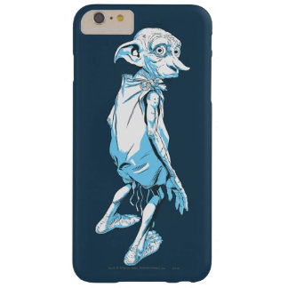 Dobby que mira sobre 1 funda de iPhone 6 plus barely there