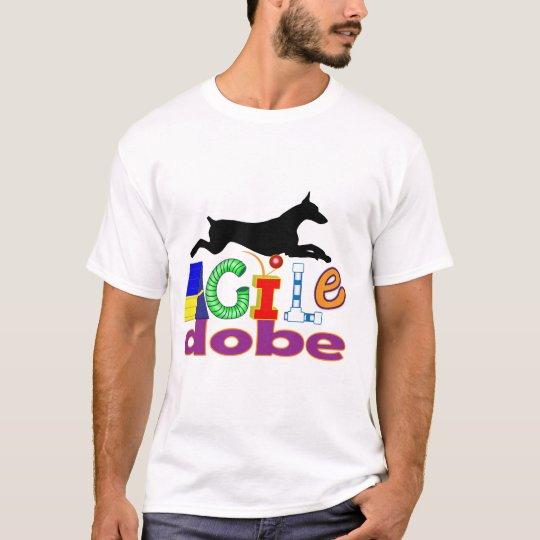 Dobe ágil camiseta