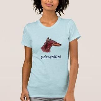 DoberMOM Camiseta