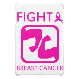 Doblar los brazos para luchar el cáncer de pecho