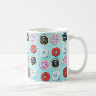 Docenas de taza de café de los anillos de espuma