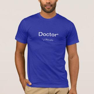 Doctor de la filosofía PhD Camiseta