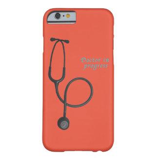 Doctor en curso funda de iPhone 6 barely there