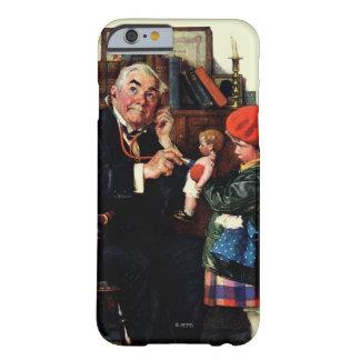 Doctor y la muñeca funda para iPhone 6 barely there