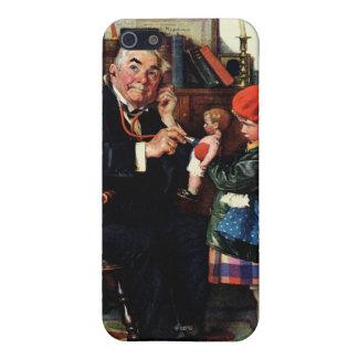 Doctor y la muñeca iPhone 5 funda