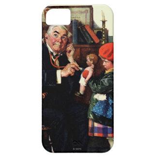 Doctor y la muñeca iPhone 5 fundas